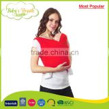 BCW-02B most popular healthy soft cotton baby hand carrier wrap slings                                                                                                         Supplier's Choice