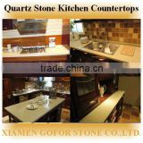 Pure white quartz stone countertops, white natural quartz stone