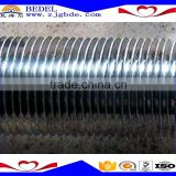 Air cooler pipe, KL type aluminum 1060, strip wound steel tube, spiral fin tube, application heat exchange.
