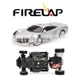 Firelap L-210G4 wholesale new style hot selling mini rc race drifting track car for Saleen S7