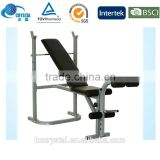 Home use Exercise Sports Equipment Folding Portable Weight Lifting Bench