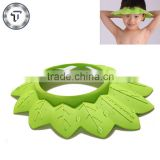 Multi shape option baby shampoo hat shampoo shield cap baby shower cap