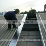 Bubble Aluminium Foil Insulation/bubble heat foil insulation/reflective bubble insulation supplier