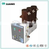 ZN63A-12C series 12kv 20ka indoor HV vacuum circuit breaker fixed to AC insulated mental-clad switchgear