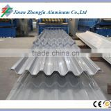 aluminium corrugated roofing sheets Aluminum tile 1000 or 3000 series can customize apecilal size