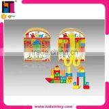 hot sale plastic building blocks toys plastic building blocks for kids EVA foam building blocks                                                                         Quality Choice