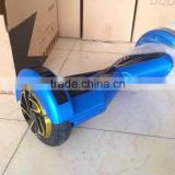 Top quality 8 inch handicapped scooter electric scooter wheel bluetooth scooter hoverboard with Samsung battery