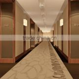 Machine woven Axminster Carpet Technics luxury hotel, caniso., villa Style corridor carpet