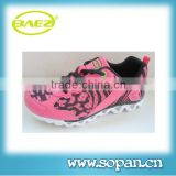 china new design sport kids shoes for girls