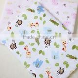 Lots stock cotton flannel fabric