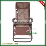 OEM Wholesale Garden Zero Gravity Deck Chair Cheap Metal Beach Deck Chair