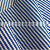 Luxury Manufacturer Best piece Cheap yarn dyed stripe shirt fabric 60 polyester 40 cotton spandex fabric for curtain and dress
