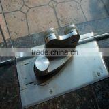 Double Action Heavy Duty Floor Spring Hinge for Glass Door