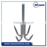 Stainless Steel Grapple for tuna longline fishing gear