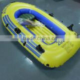 2-person inflatable raft fishing boat kayak