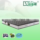Bamboo Fabric Pillow Top Queen Mattress