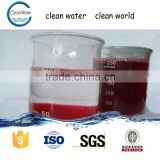 water flocculating agent liquid polymer Dyeing Wastewater Treatment Chemicals Water Decoloring Agent