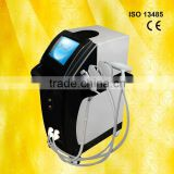 2013 Tattoo Equipment Beauty Products E-light+IPL+RF Face Lifting For Electric Face Clean Brush Speckle Removal