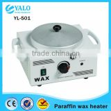 hot sale portable hair removal wax heater with single pot