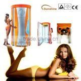 54 Germany lamps 225W Vertical solarium/ Standing solarium machine/vertical salon tanning equipment