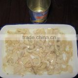 CANNED WHITE MUSHROOM PIECE CAN FOOD