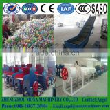 waste plastic PET bottle/lump/pp pe film recycling crusher machine!!!