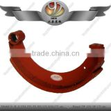 China supplier tractor brake shoe in hot selling