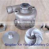 high quality CNC machining Garden water pump with copper cover and stainless steel impeller