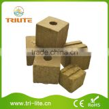 Agriculture hydroponic rock wool