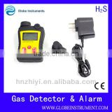 PGas-21-H2S Hot home portable detect lpg & lng gas coal mine gas detector Gas tester