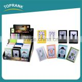 Toprank Walmart Supplier Wholesale Modern Design Smile Electric Switch Socket Push Wall Led Light Switch