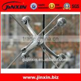 JINXIN Stainless Steel Spider Glass Support Fitting Hardware