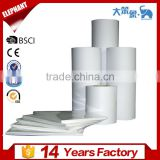 95% transfer rate 100gsm plotter paper roll