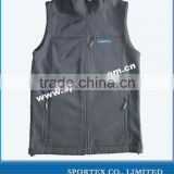 2012 Men's Softshell Vest