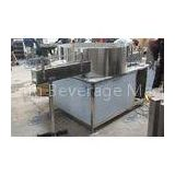 3600-5000BPH Manual Bottle Sorting Machine / Equipment For Juice Processing Line