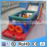 15MX4MX4M Giant Inflatable Obstacle Course Adults