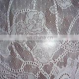100%Nylon beautiful lace for all ladies' garment accessories