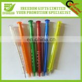 Promotional Logo Custom Eco-friendly Syringe Pen