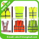 The high quality of reflective safety straps vest