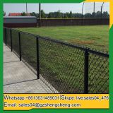 Cheap roll used chain link fencing for sale galvanized