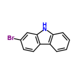 High purity of 2-bromocarbazole(CAS 3652-90-2)with best price and best service