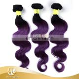 Cheap good quality new ombre hair extension body wave