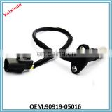 Crankshaft Position Sensor OEM 90919-05016 for Car Tacoma 4Runner 9091905016