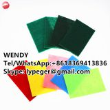 Kitchen Cleaning Abrasive Green Scouring Pad