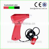 (24079) multi-Purose hand plastic water portable trigger battery powered garden sprayer gun factory