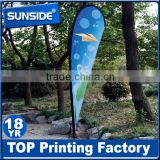 Advertising election items , beach banner , Outdoor beach flag , Flag Banner Printing D-0623