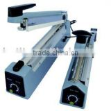 FS-300C Al body impulse sealer with side cutter(plastic bag sealer,hand sealer,film sealer,impulse sealer)