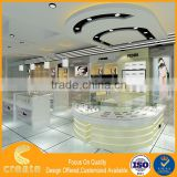Professional rotating glass frames display cabinet, perfect product optical eyeglass shop display cabinet