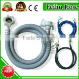 PVC washing machine inlet hose and extension hose