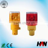sun power sensor traffic led warning light